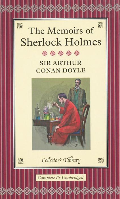 The Memoirs of Sherlock Holmes (подарочное издание)