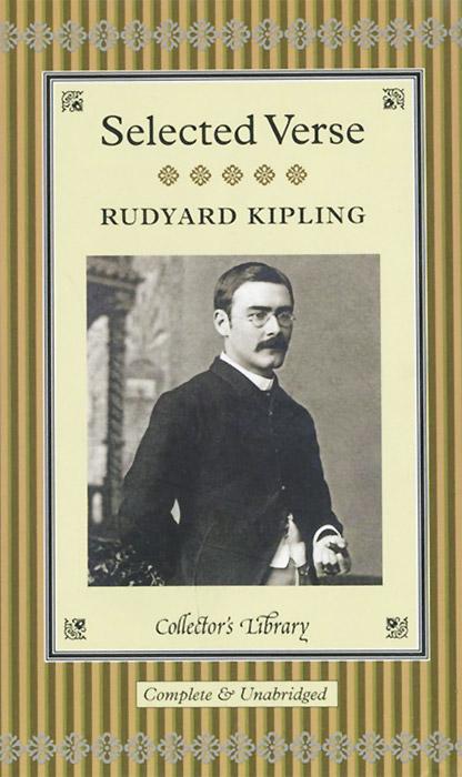 Rudyard Kipling: Selected Verse (подарочное издание)