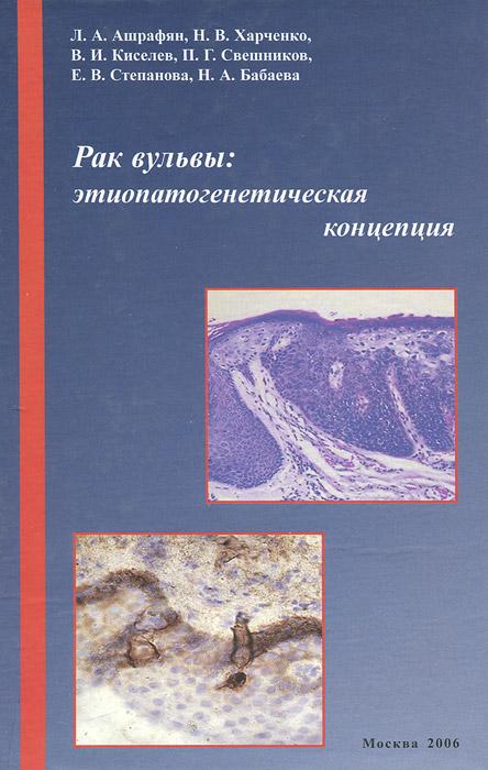 Рак вульвы. Этиопатогенетическая концепция