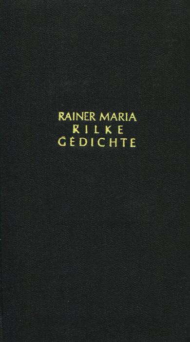 Rainer Maria Rilke: Gedichte