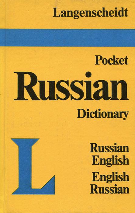 Langenscheidt Pocket Russian Dictionary: Russian-English, English-Russian