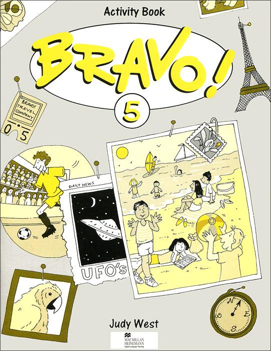 Bravo! 5: Activity Book