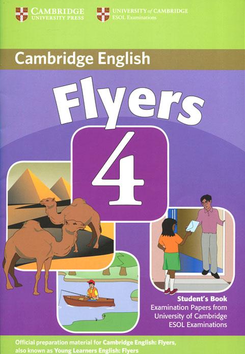 Cambridge Flyers: Level 4: Student's Book