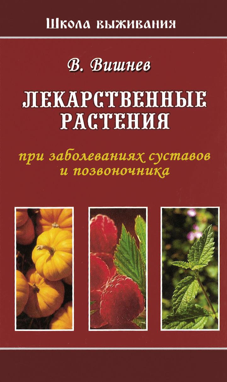 Лекарственные растения при болезнях суставов и позвоночника