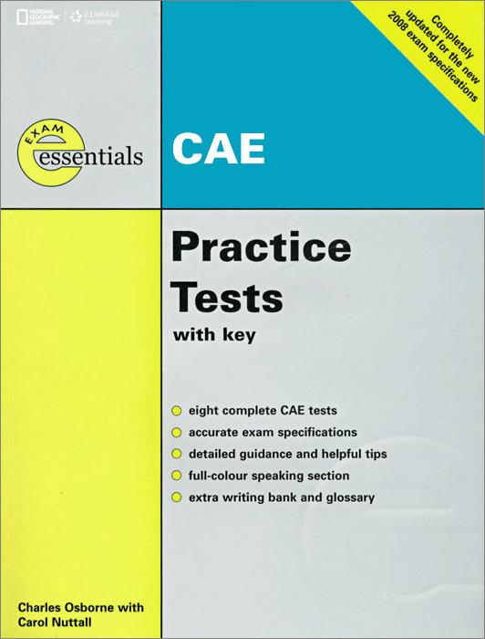 Exam Essentials: CAE Practice Tests (+ аудиокурс на 3 CD)