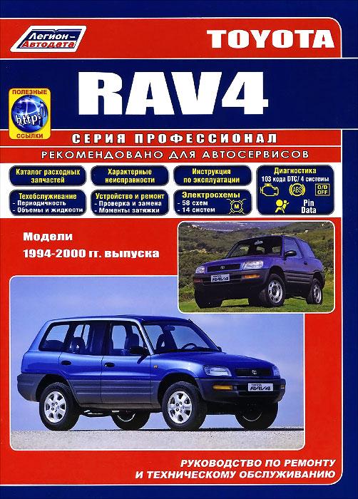 Toyota RAV 4. ������ 1994-2000��. �������. ����������� �� ������� � ������������ ������������