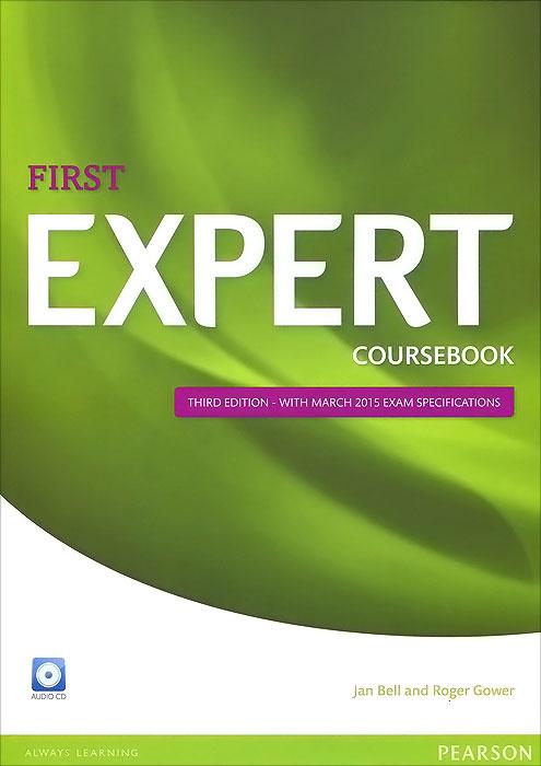 First Expert: Coursebook (+ 2 CD)