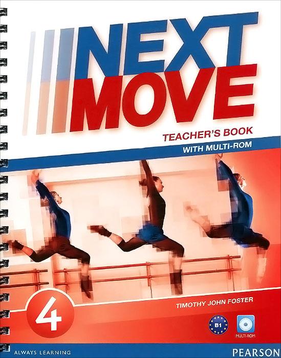 Next Move 4: Teacher's Book (+ CD-ROM)