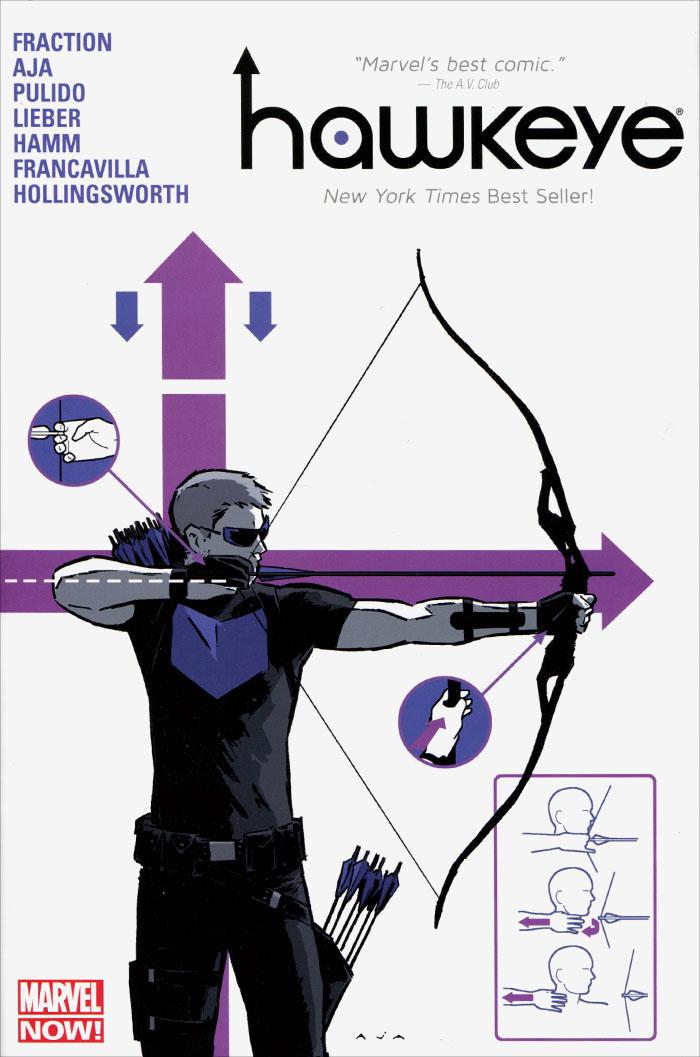 Hawkeye, Vol. 1: Oversized
