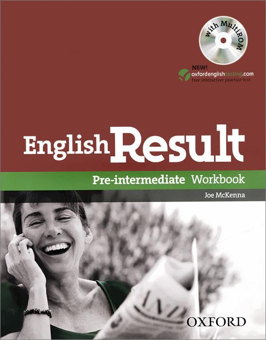 English Result: Pre-intermediate: Workbook (+ CD-ROM)