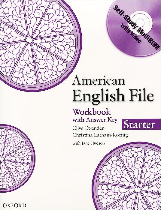 American English File: Workbook: Starter: Level А1 (+ CD-ROM)