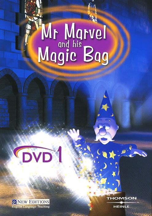 Mr Marvel and His Magic Bag: Level 1 (аудиокурс на DVD-ROM)