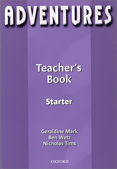 Adventures: Starter: Teacher's Book
