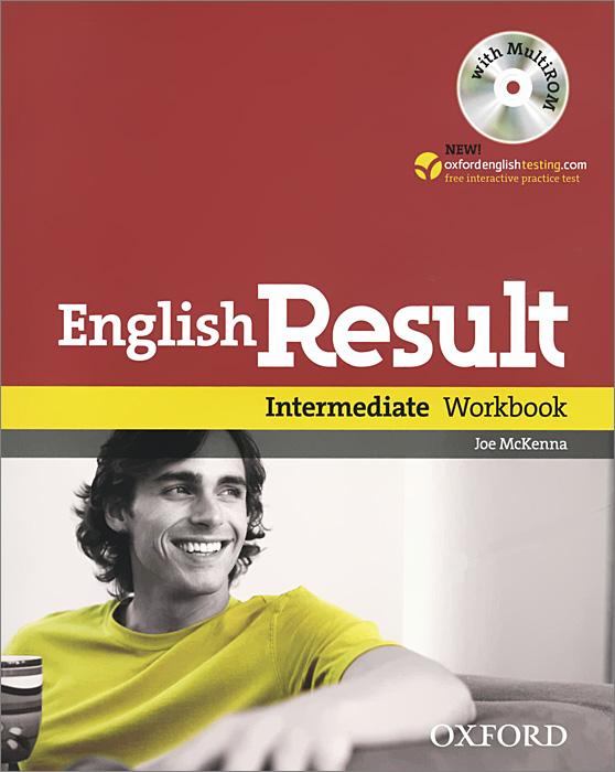 English Result: Intermediate: Workbook (+ DVD-ROM)