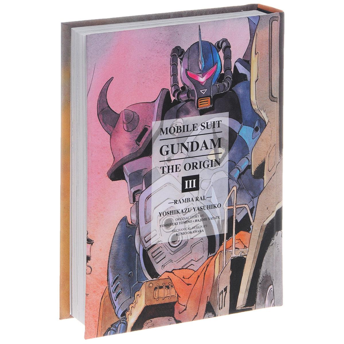 Mobile Suit Gundam: The Origin: Volume 3: Ramba Ral