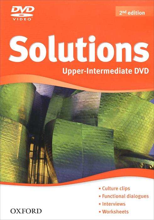Solutions: Upper-Intermediate (��������� �� DVD-ROM)
