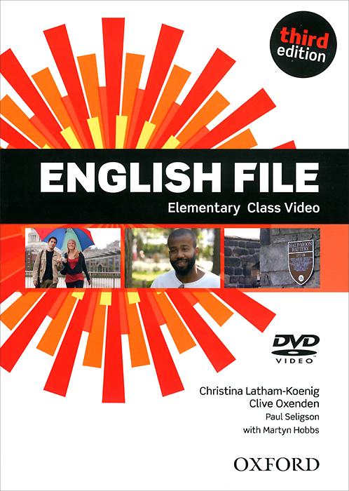 English File: Elementary (��������� �� DVD-ROM)