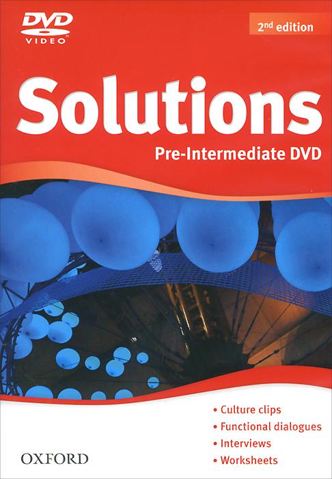 Solutions: Pre-Intermediate (��������� �� DVD-ROM)