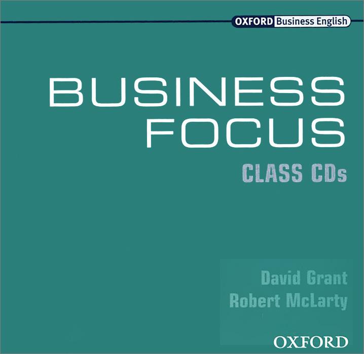 Business Focus (��������� �� 2 CD)
