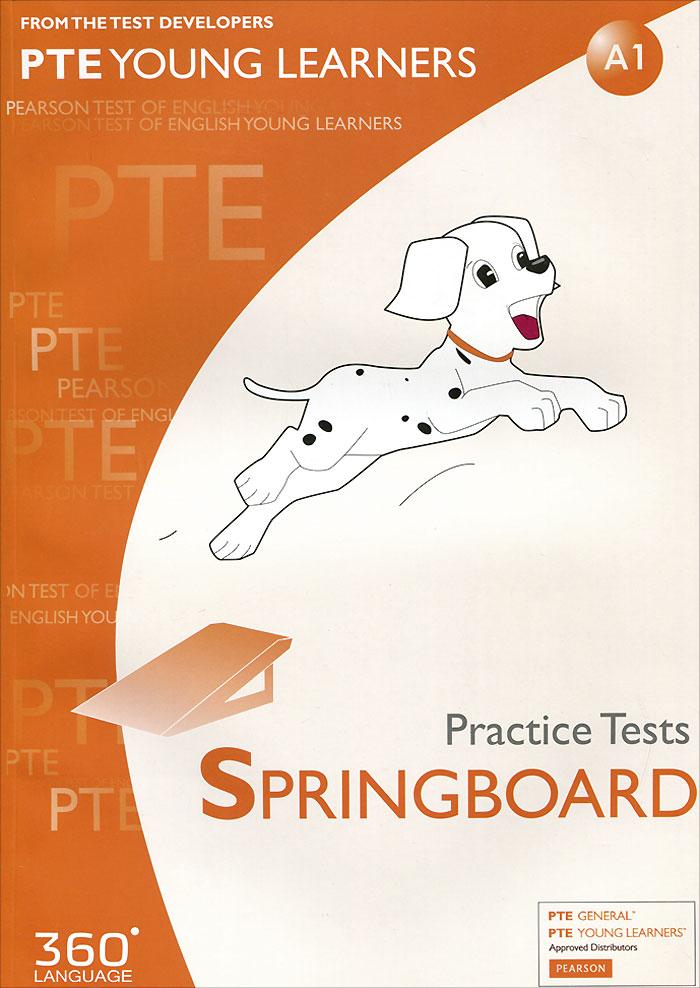 Pearson Test of English Young Learners: Practice Tests: Springboard12296407Сборники тестов Pearson Test of English Young Learners Practice Tests Springboard для тех, кто заинтересован в максимально эффективной подготовке учащихся к итоговой аттестации за курс начальной школы, а также к любым международным экзаменам, в том числе и к экзаменам Pearson Test of English Young Learners.