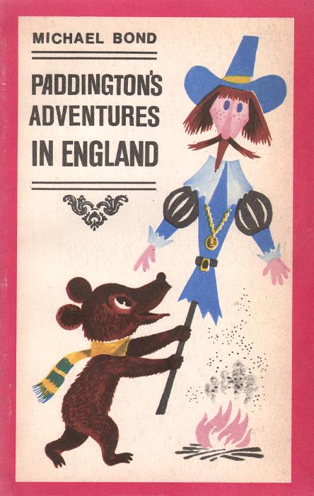Paddington's Adventures in England