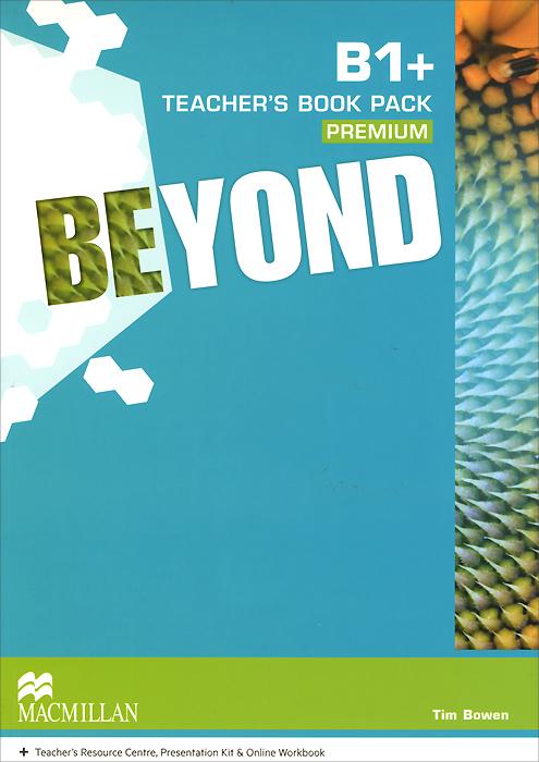 Beyond B1+ Teacher's Book Premium Pack (+ DVD, 3 CD)