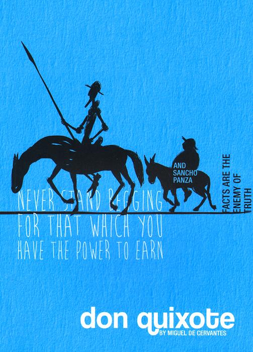 Don Quixote: Notebook