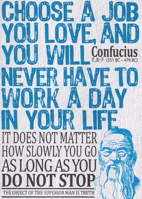 Confucius: Notebook