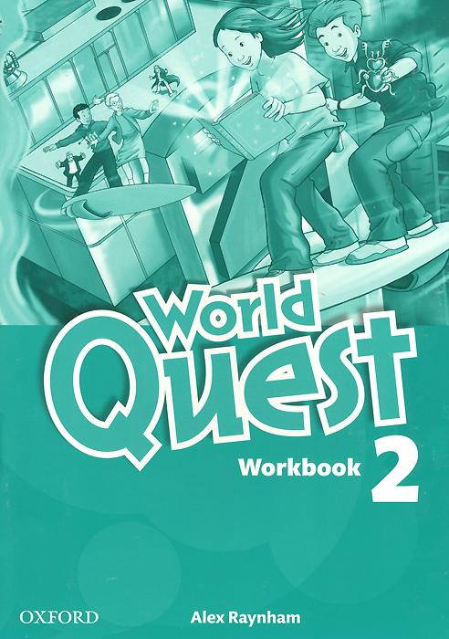 World Quest: Level 2: Workbook