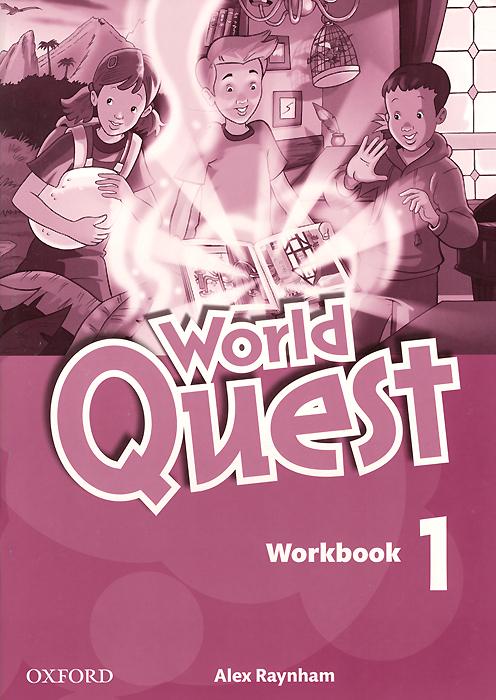 World Quest: Level 1: Workbook