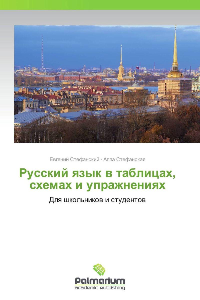 Русский язык в таблицах, схемах и упражнениях