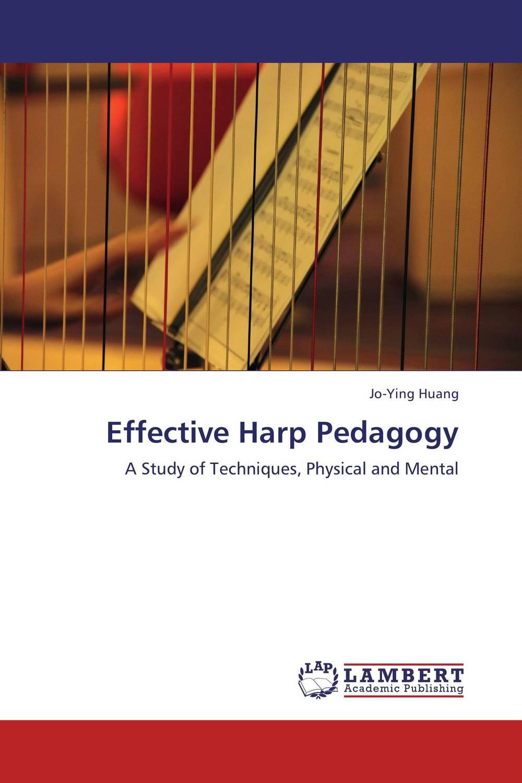 Effective Harp Pedagogy