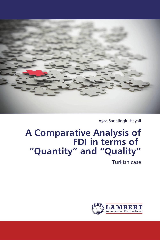 a critical analysis of fdi in