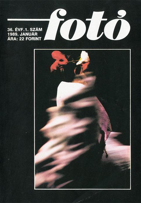Foto, №1, январь 1989