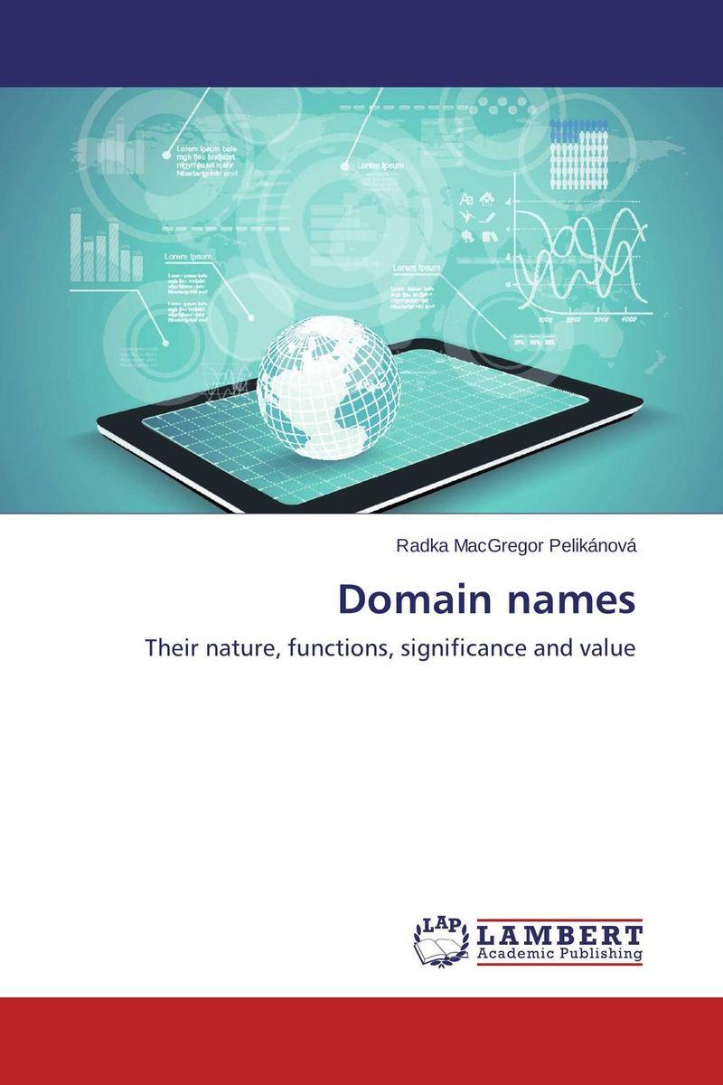 Domain names ( 9783659626531 )