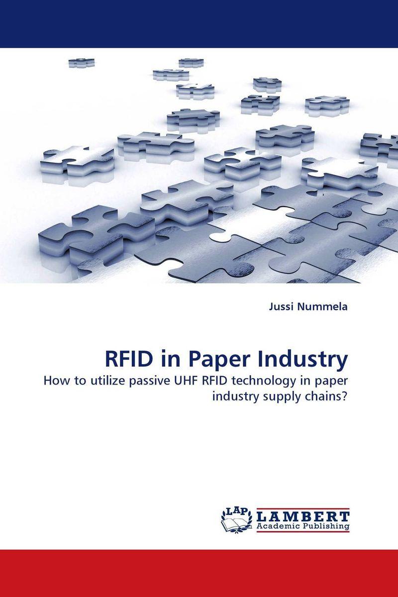 RFID in Paper Industry