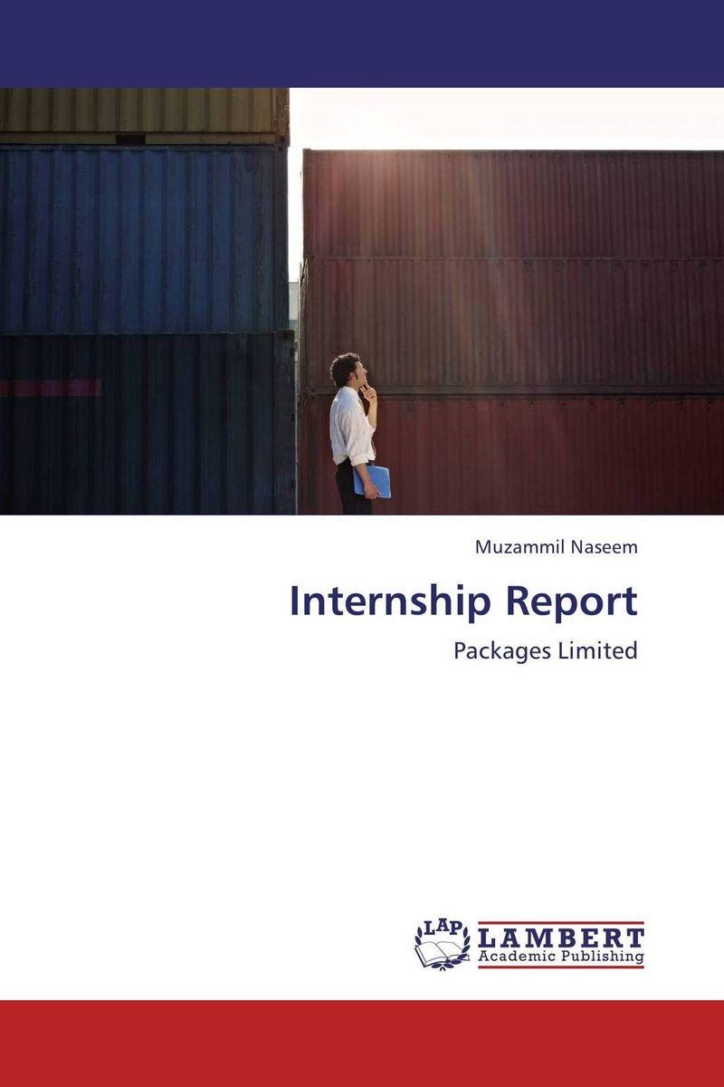 inernship report