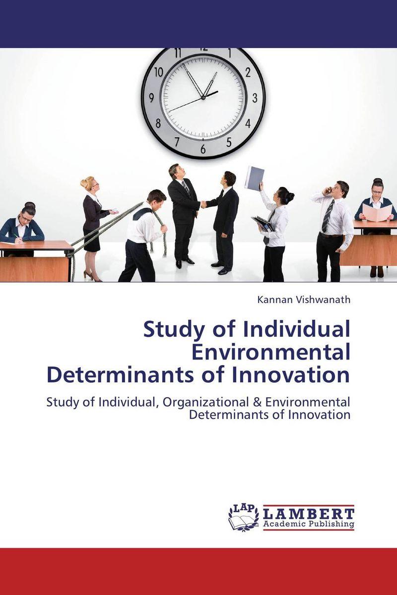 Study of Individual Environmental Determinants of Innovation