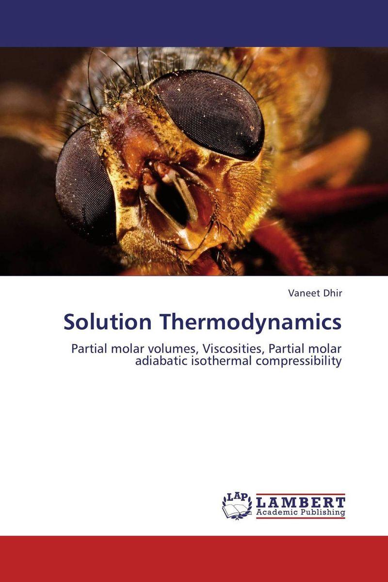 Solution Thermodynamics