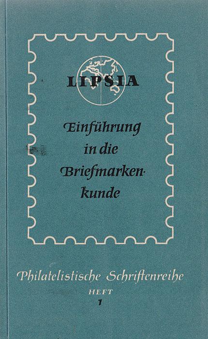 Einfuhrung in die Briefmarkenkunde791504Книга Введение в филателию содержит общие сведения, необходимые для начинающих коллекционировать почтовые марки и иные знаки почтовой оплаты. Издание иллюстрировано.