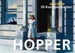 Edward Hopper Postkartenbuch
