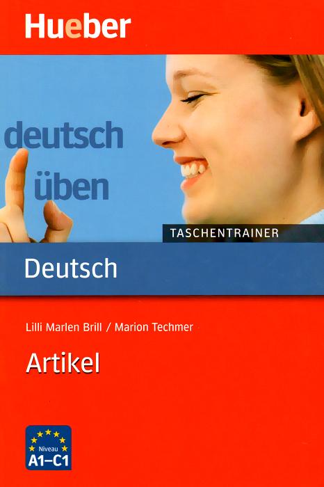 Deutsch Uben: Taschentrainer: Artikel