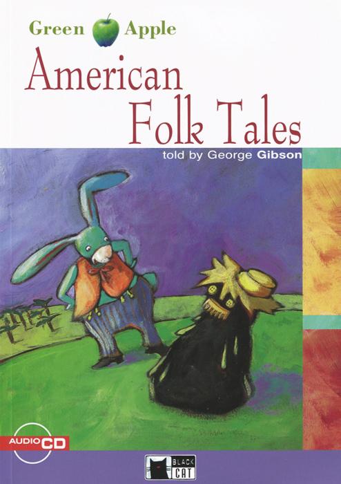 American Folk Tales: Step 1: A2 (+ CD)