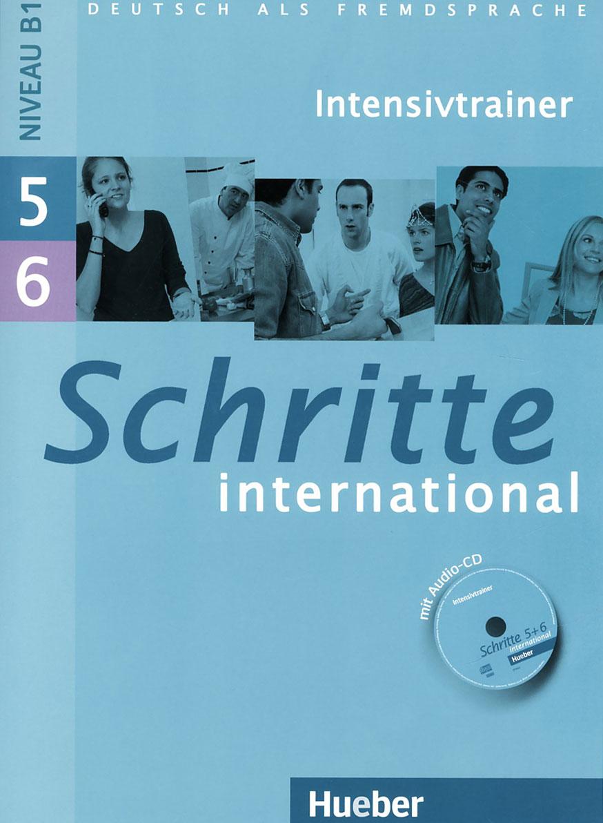 Schritte international 5, 6: Intensivtrainer (+ CD-ROM)