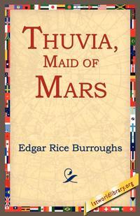 Обложка книги Thuvia, Maid of Mars