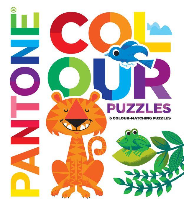 Pantone: Colour Puzzles