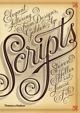 ScriptsElegant Lettering from Design's Golden Age