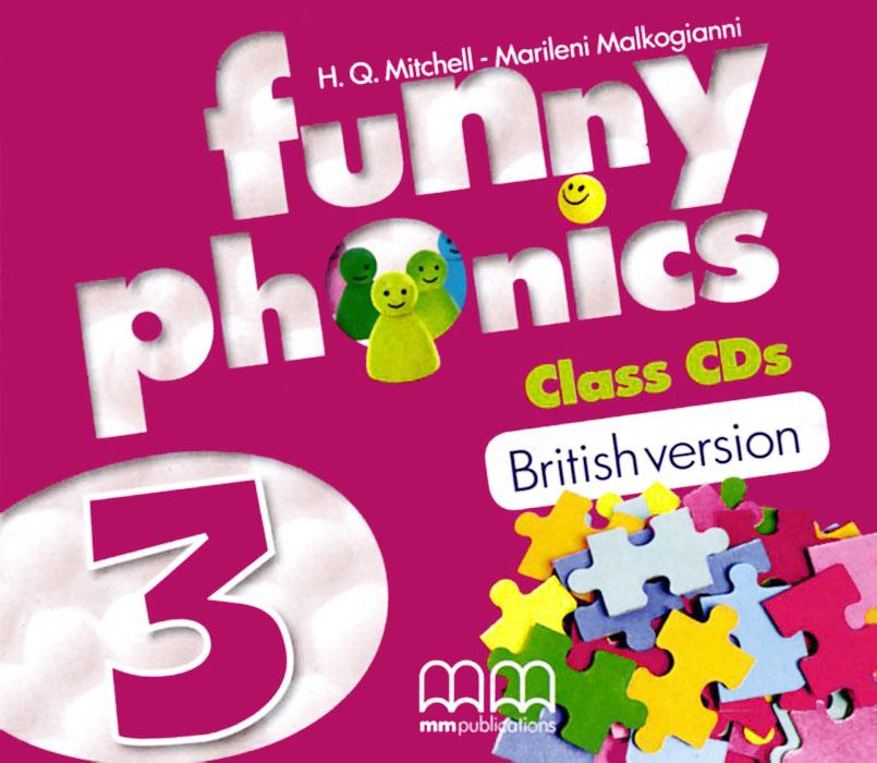 Funny Phonics 3 (аудиокурс на 2 CD)