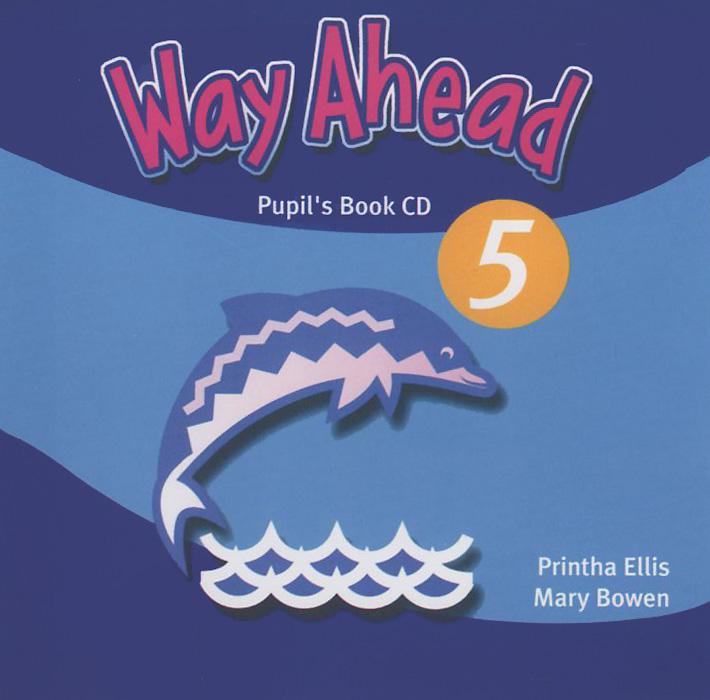 Way Ahead: Story: Level 5 (аудиокнига CD)