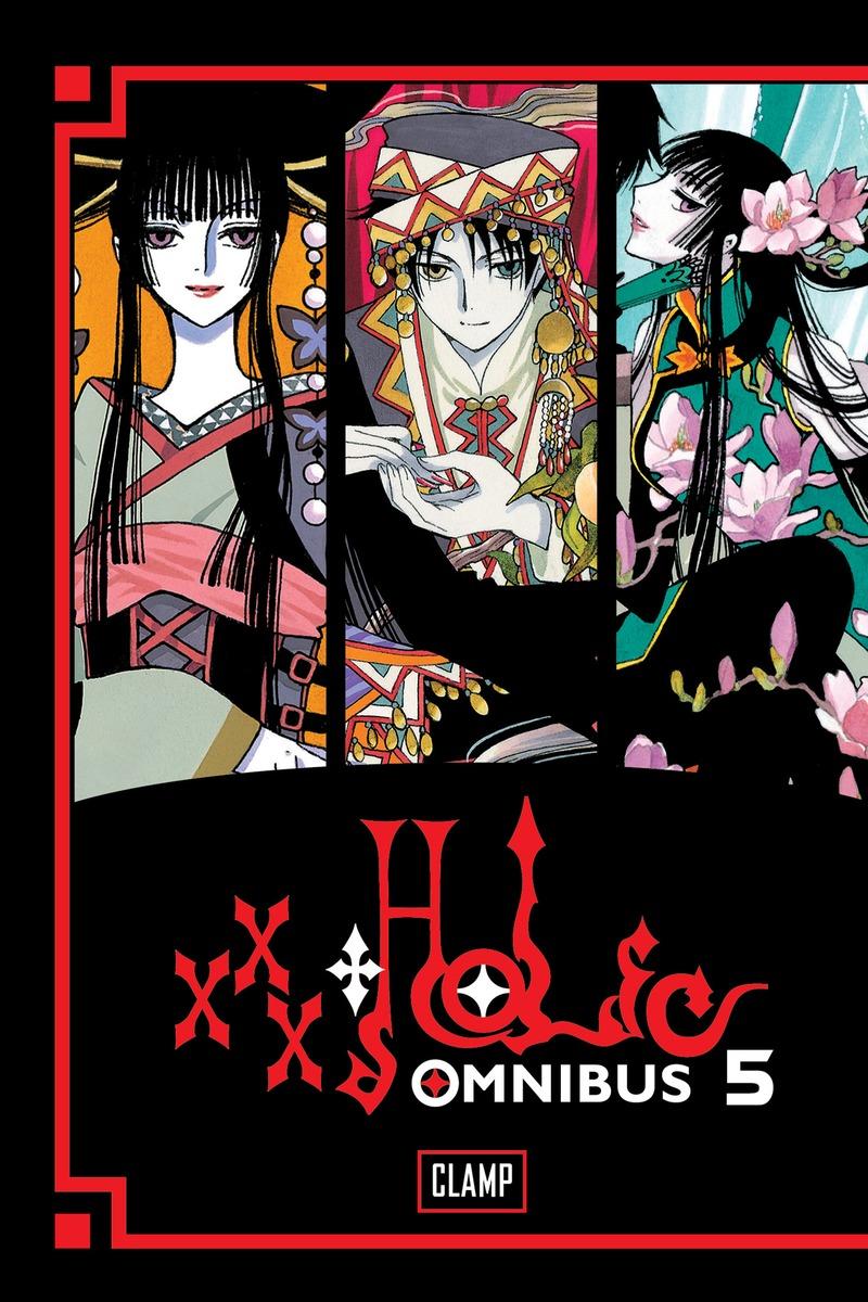 XxxHolic: Omnibus: Volume 5